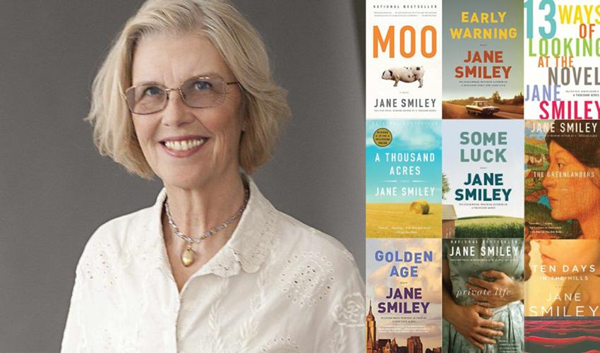 Parallel Stories - Jane Smiley: Love Comes First Beauty Follows