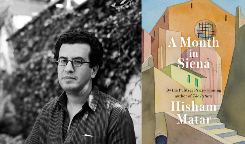 Parallel Stories (via Zoom): A Reading and Conversation with Hisham Matar
