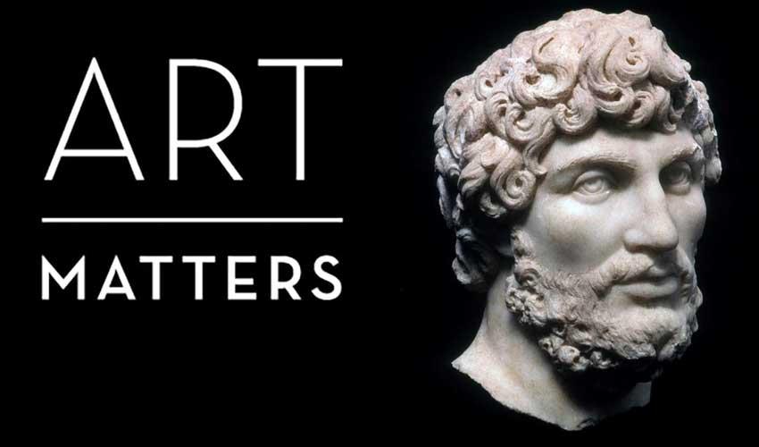 Art Matters with Chris Hallett