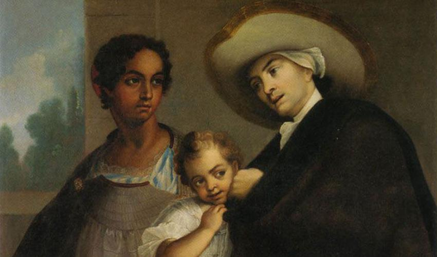 Art Matters Lecture - Casta Paintings: Picturing Racial Difference in Colonial Mexico with Elena Fitzpatrick Sifford