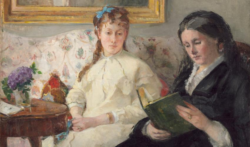 "Art Matters Lecture - <em>Expert Hands, Infectious Touch: Painting and Pregnancy in Morisot's ""The Mother and Sister of the Artist""</em> with Mary Hunter"
