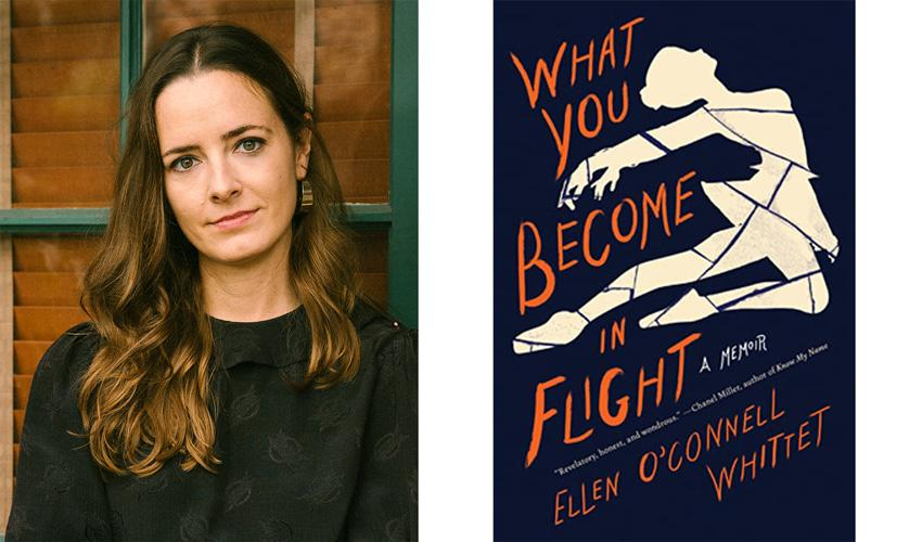 What You Become in Flight: A Conversation with Ellen O'Connell Whittet (via Zoom)