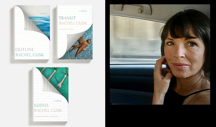 Parallel Stories - Redrawing the Boundaries: Rachel Cusk