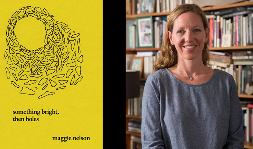 Parallel Stories - Reading and Conversation: Maggie Nelson