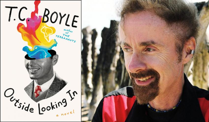 Parallel Stories: T.C. Boyle - Outside Looking In