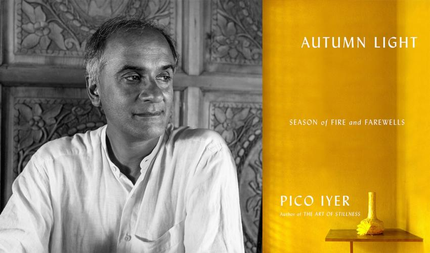 Parallel Stories - Autumn Light: Changelessness and Change amidst the Turning Seasons of Japan