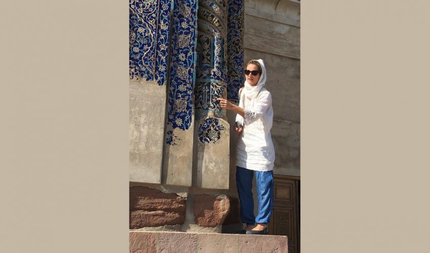 "Armchair Travels: National Geographic's ""Old and New in Persia"": A History of Travel and Tourism in Iran with Keelan Overton, PhD"