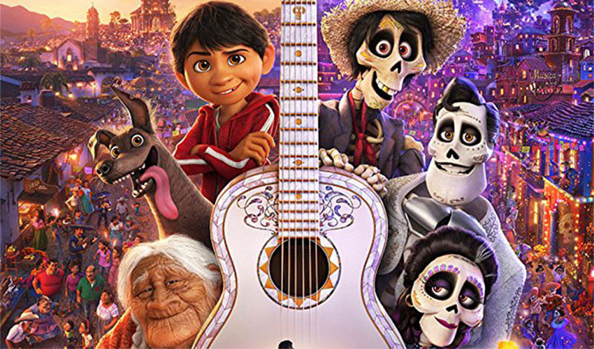 <em>Coco</em> Movie Night and <em>Alebrije</em> Museum Tour
